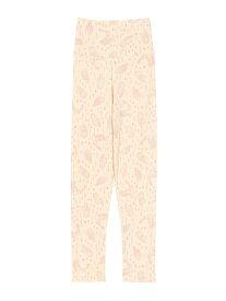[Rakuten Fashion]【SALE/20%OFF】福ふくろう レギンス une nana cool ウンナナクール ファッショングッズ タイツ/レギンス ホワイト グレー【RBA_E】