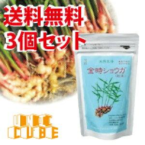 金時ショウガ 粉末 100g×3個セット (茶々)しょうがパウダー 生姜パウダー