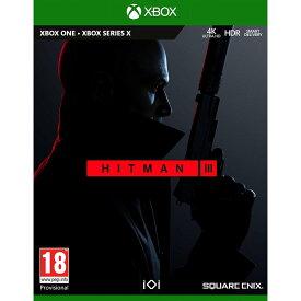 【新品】Hitman 3 ヒットマン 3 Xbox one / Series X 輸入版
