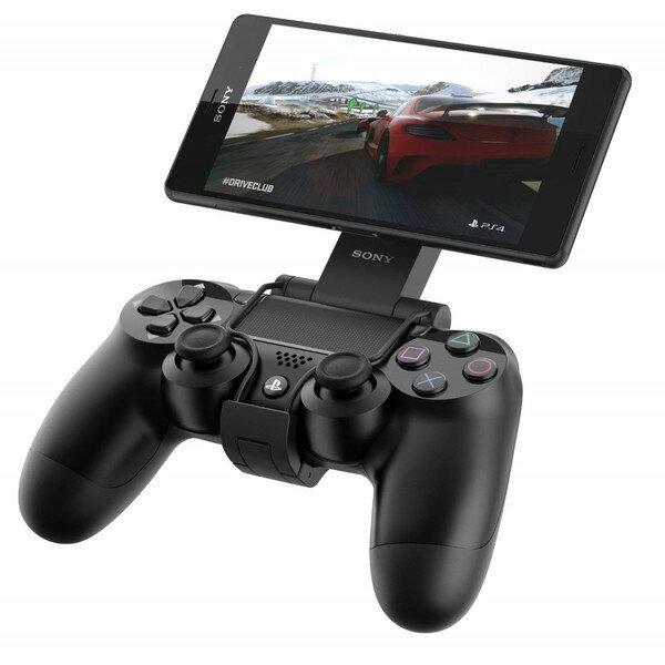 Sony Xperia用 ゲームコントローラーマウント GCM10 DUALSHOCK4専用