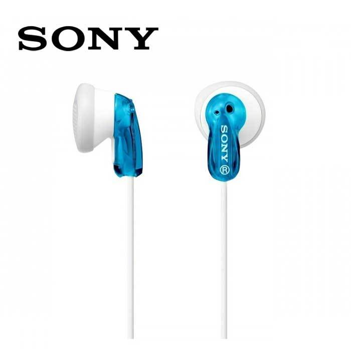 Sony ソニー MDR-E9LP インナーイヤー イヤホン ブルー 開放型 オープン インイヤー【メール便 送料無料】