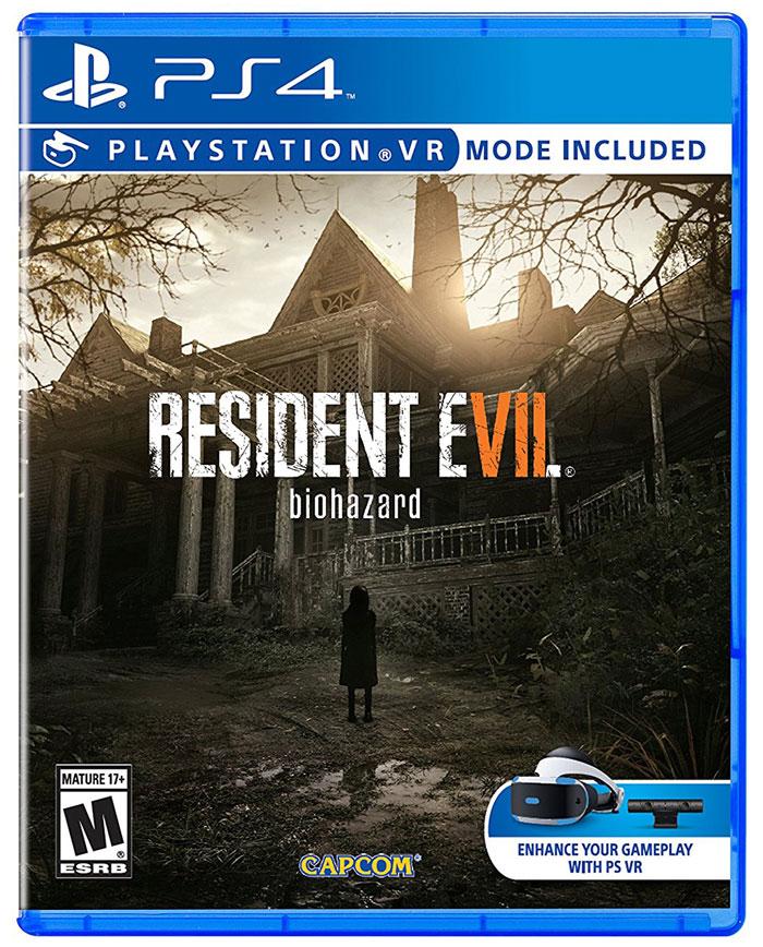 Resident Evil 7 Biohazard バイオハザード PS4 PSVR対応 輸入:北米版