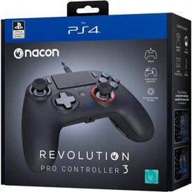 Nacon Revolution Pro Controller 3 ナコン レボリューション プロ コントローラー V3 PS4 輸入版
