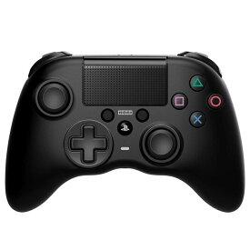 【新型モデル】HORI ホリ ONYX PLUS ワイヤレス コントローラー PS4 ソニー公式ライセンス品 PS4/PC互換
