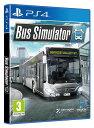 【新品】Bus simulator バスシミュレーター 日本語表記対応 輸入版 PS4