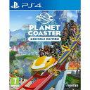 【新品】Planet Coaster プラネットコースター PS4 日本語対応 輸入版