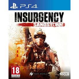 【新品】Insurgency: Sandstorm インサージェンシー サンドストーム PS4 輸入版