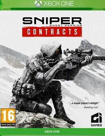 【予約】Sniper Ghost Warrior Contracts スナイパーゴーストウォリアー コントラクト xboxone 輸入版