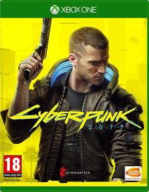 【予約】CyberPunk 2077 サイバーパンク 2077 xboxone 輸入版