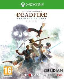 【予約】Pillars of Eternity II Deadfire ピラーズオブエタニティ2 デッドファイア xboxone 輸入版