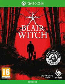 【予約】Blair Witch ブレアウォッチ xboxone 輸入版