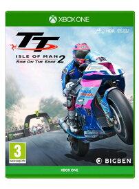 【予約】TT Isle of Man Ride on the Edge 2 マン島TTレース 2 xboxone 輸入版