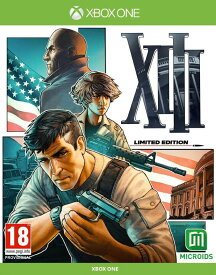 【予約】XIII Limited Edition xboxone 輸入版