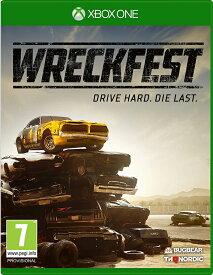 【新品】Wreckfest レックフェスト xboxone 輸入版