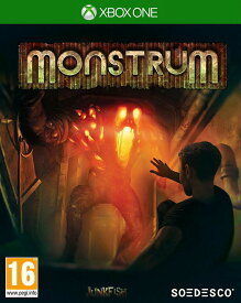 【新品】Monstrum モンストラム xboxone 輸入版