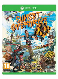 【新品】Sunset Overdrive サンセット オーバードライブ 輸入版 Xboxone
