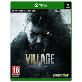 【新品】Resident Evil Village バイオハザード ヴィレッジ xbox one / sx 輸入版