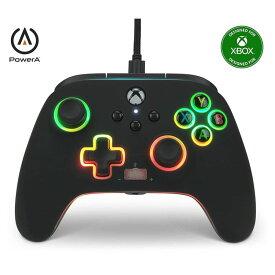 【新モデル】PowerA Xbox one 有線コントローラー スペクトラ インフィニティ 背面ボタン付き Spectra Infinity xbox one Series X