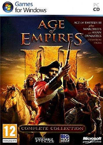 【新品】Age of Empires III - Complete Collection エイジオブエンパイア PC UK輸入版