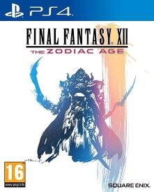 【新品】ファイナルファンタジーXII ザ ゾディアック エイジ UK 輸入版 日本語対応版