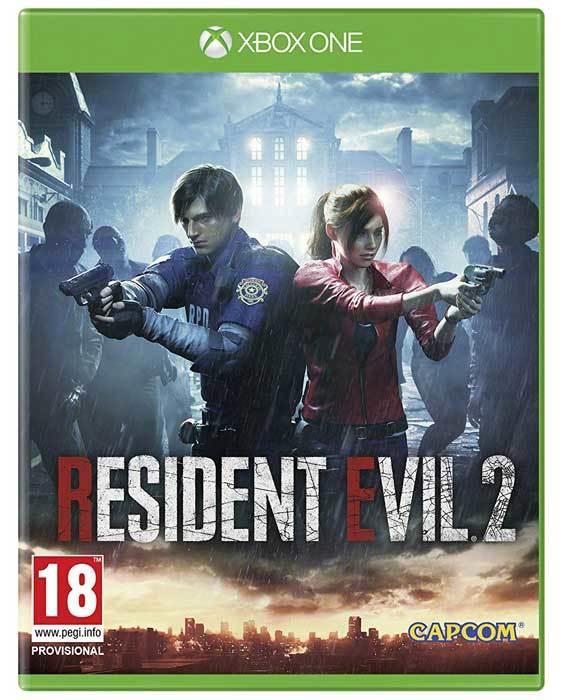 【新品・在庫あり】Resident Evil 2 日本語対応 xboxone UK輸入版