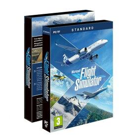 【予約】Microsoft Flight Simulator 2020 フライトシミュレーター 2020 PC ディスク版 輸入版