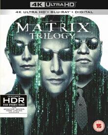 マトリックス トリロジー [4K UHD + Blu-ray リージョンフリー 日本語有り](輸入版) -The Matrix Trilogy-