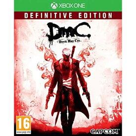 【取り寄せ】DmC: Devil May Cry - Definitive Edition /Xbox One 輸入版