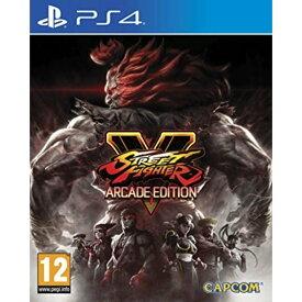 【取り寄せ】Street Fighter V (5) Arcade Edition /PS4 輸入版