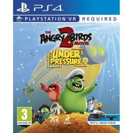 【取り寄せ】The Angry Birds Movie 2: Under Pressure (For Playstation VR) /PS4 輸入版