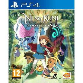 【取り寄せ】Ni No Kuni: Wrath of the White Witch Remastered /PS4 輸入版