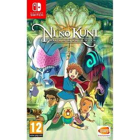 【取り寄せ】Ni No Kuni: Wrath of the White Witch Remastered /Switch 輸入版