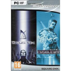 【お取り寄せ】Square Enix Masterpieces: Deus Ex & Deus Ex Invisible War /PC 輸入版