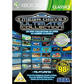 【取り寄せ】SEGA Mega Drive: Ultimate Collection (Classics) /X360 輸入版