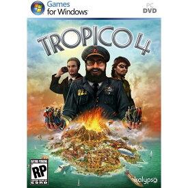 【取り寄せ】Tropico 4 (#) PC 輸入版