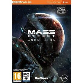 【取り寄せ】Mass Effect: Andromeda (Code in a Box) PC 輸入版