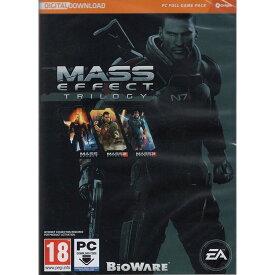 【お取り寄せ】Mass Effect Trilogy (Code in a Box) /PC 輸入版
