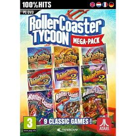 【取り寄せ】Rollercoaster Tycoon ローラーコースター タイクーン (9 Megapack) /PC 輸入版