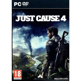 【取り寄せ】Just Cause 4 (NOT TO BE SOLD AS OR FOR USE AS A CODE) PC 輸入版
