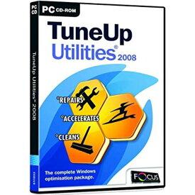 【お取り寄せ】Tune Up Utilities 2008 /PC 輸入版