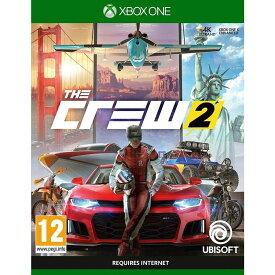 【取り寄せ】The Crew 2 ザクルー2 Xbox One 輸入版