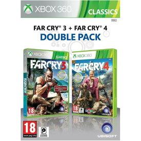 【取り寄せ】Far Cry 3 & Far Cry 4 (Double Pack) X360 輸入版