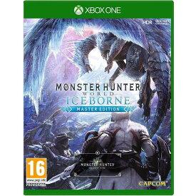 【取り寄せ】Monster Hunter: World Iceborne モンスターハンターワールド:アイスボーン マスターエディション Xbox One 輸入版