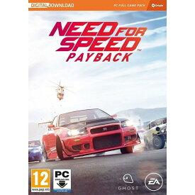 【取り寄せ】Need for Speed: Payback (Nordic Box EFIGS in Game) (Code in a Box) PC 輸入版