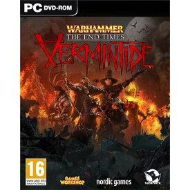 【取り寄せ】Warhammer: End Times - Vermintide /PC 輸入版
