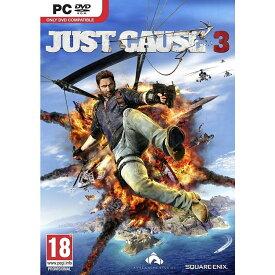 【取り寄せ】Just Cause 3 PC 輸入版
