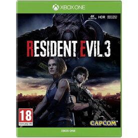 【取り寄せ】Resident Evil 3 Xbox One 輸入版