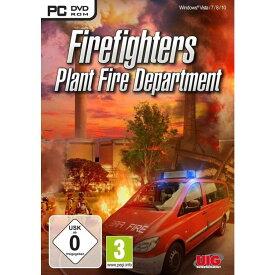 【取り寄せ】Firefighters Plant Fire Department PC 輸入版