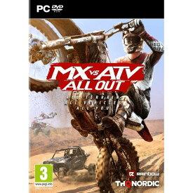 【取り寄せ】MX vs ATV All Out /PC 輸入版