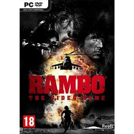 【お取り寄せ】Rambo The Video Game /PC 輸入版